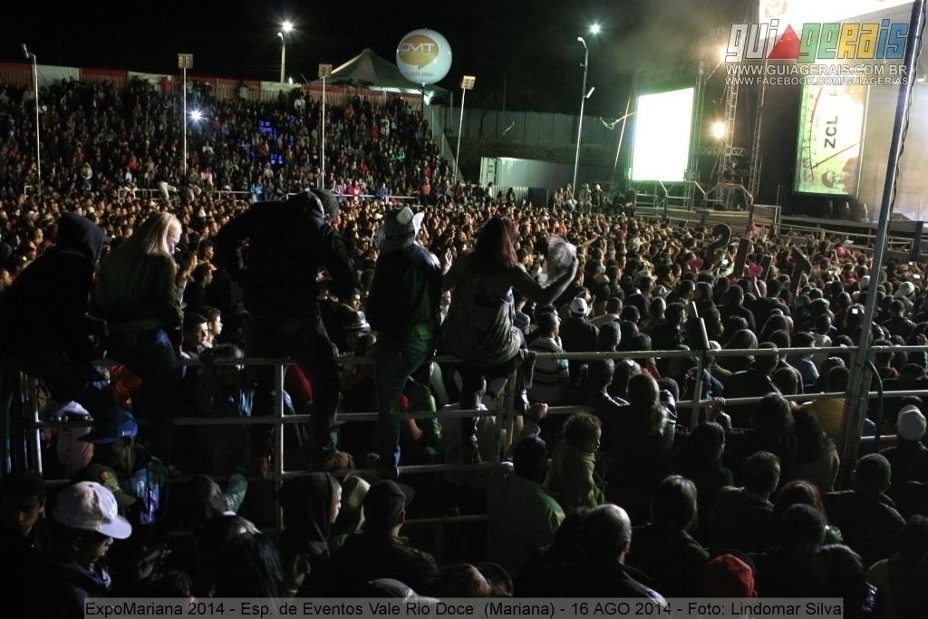 ExpoMariana 2014 - Espaço de Eventos Vale Rio Doce  (Mariana) - 16 AGO 2014