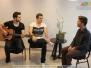 Pedro & Marcelo - Entrevista (BH) - 15 SET 2014
