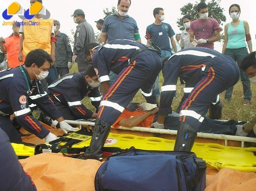 Samu do Norte de Minas forma técnicos em parceria com o Hospital Alemão Oswaldo Cruz