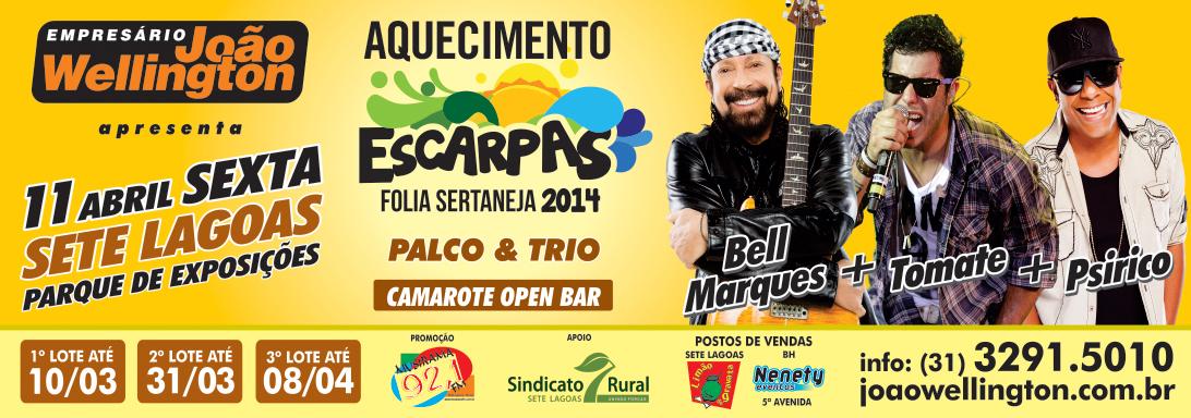 BELL MARQUES FAZ PRIMEIRO SHOW SOLO EM MINAS