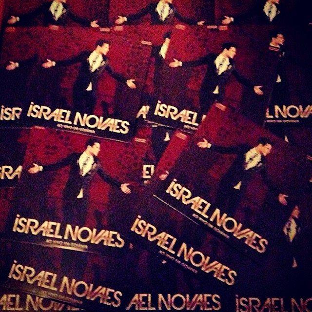 No dia 11 de abril chega às lojas o novo DVD do cantor Israel Novaes