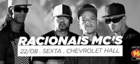 Racionais MC's – Chevrolet Hall (BH) – 22 AGO 2014