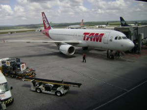 Aeroporto Internacional de Belo Horizonte-Confins.