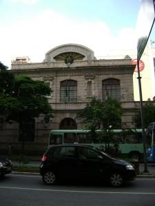 Sede da Imprensa Oficial do Estado de Minas Gerais, em Belo Horizonte.