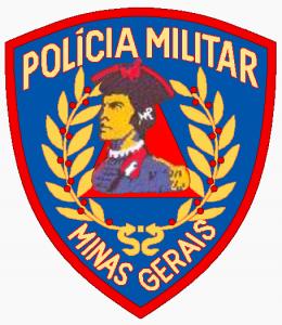 Brasão da Polícia Militar de Minas Gerais (PMMG)