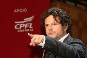 O ator mineiro Selton Mello na 5ª edição do Prêmio Bravo! Prime de Cultura, em 2009.