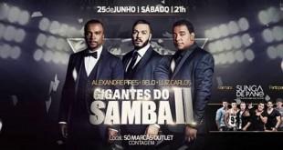 Gigantes do Samba II