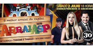 Arraia SP 2016