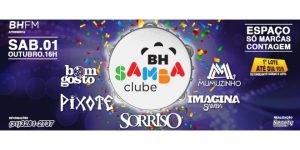BH Samba Clube @ Só Marcas Hall   Contagem   Minas Gerais   Brasil