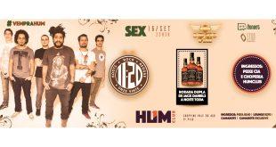 Hum Club recebe Onze:20 e Samambaia Groove no fim de semana