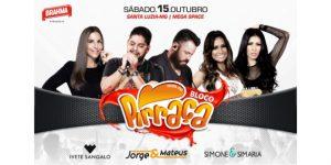 Festa do Bloco Pirraça BH @ Mega Space   Santa Luzia   Minas Gerais   Brasil