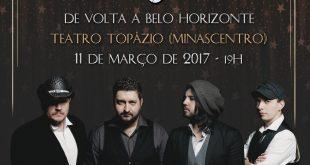 Rosa de Saron traz show acústico de volta a Belo Horizonte