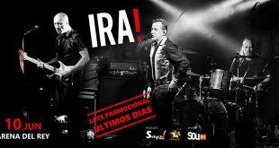 Ira! comemora 35 anos de carreira com show em BH