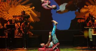 Pela primeira vez, Cirque Afríca chega ao brasil em três cidades no mês de maio