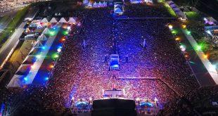 VillaMix Festival BH leva uma multidão para o Mega Space