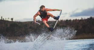 Mundial de Wakeboard agita Nova Lima