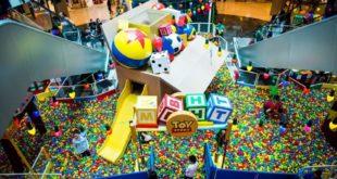 Toy Story é a nova atração do Shopping Contagem